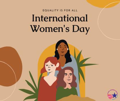 FB- International Women's Day